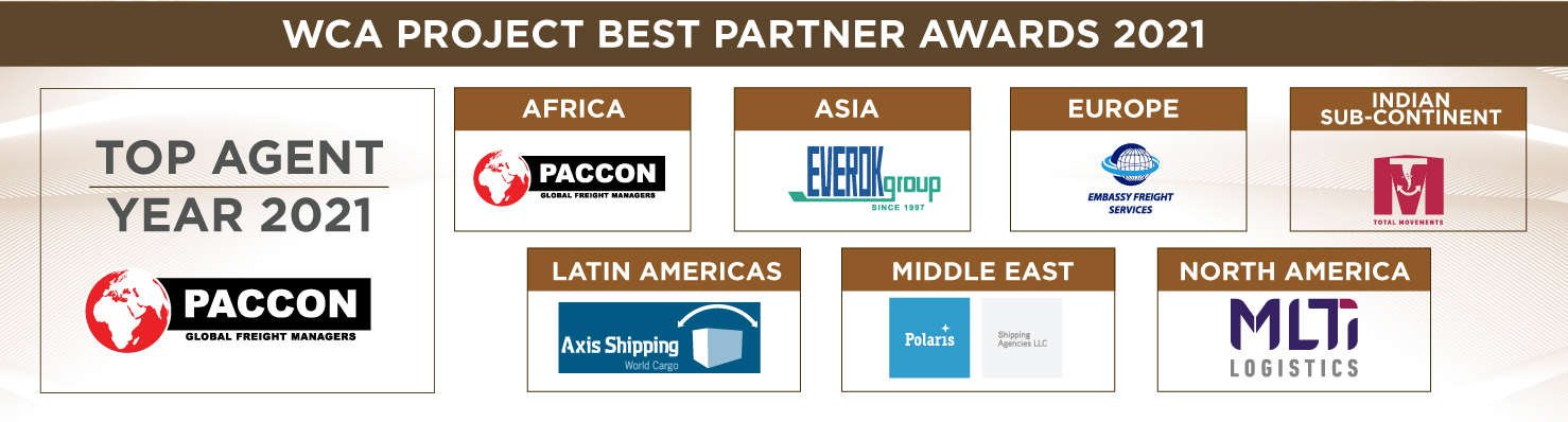 WCA Projects Best Partner Award